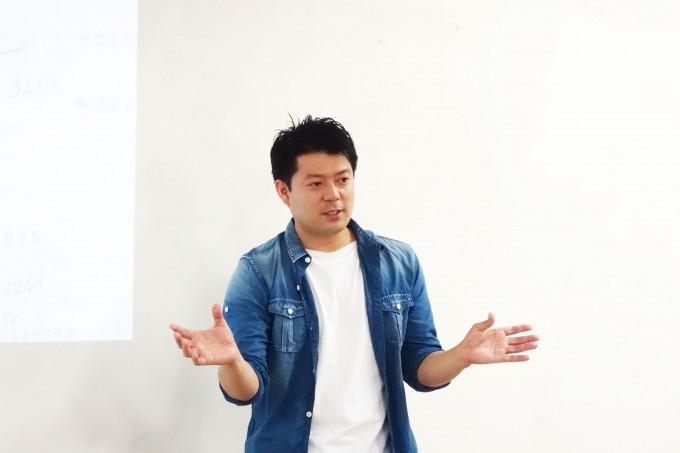 今回のゲスト、菅原健介さん